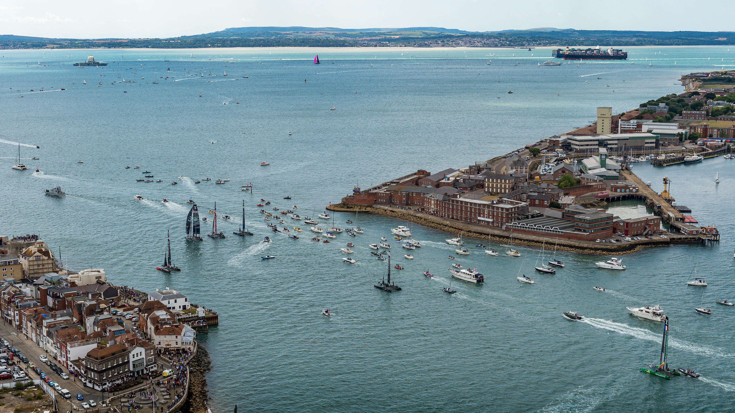 America's Cup Portsmouth 2015