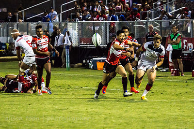 USA v Japan, Pacific Nations Cup