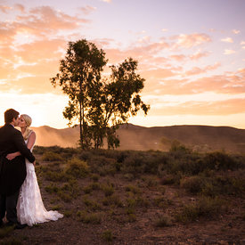 A Maitjiesfontein marriage photos