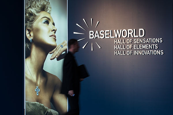 Basel: Baselworld Jewelery exhibition