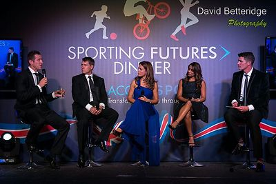 Access Sport Dinner 17.10.13 photos
