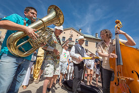 Megève Jazz Contest 2015