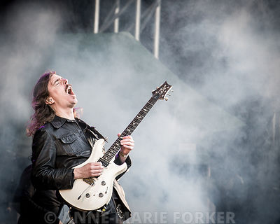 Opeth photos