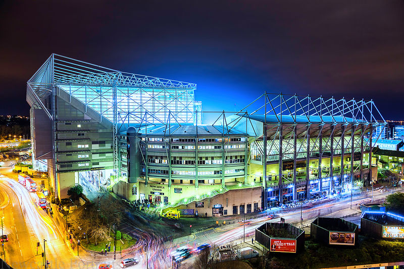 St. James' Park at Night