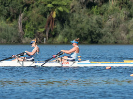 Taken during the National Championships 2018, Lake Karapiro, Cambridge, New Zealand; ©  Rob Bristow; Frame 0718 - Taken on: Thursday - 15/02/2018-  at 08:41.22