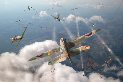 Battle of Britain pictures