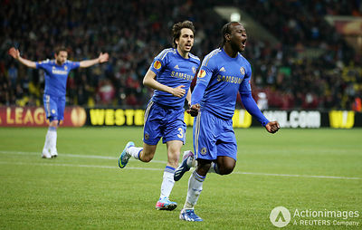 Rubin Kazan v Chelsea - UEFA Europa League Quarter Final Second Leg