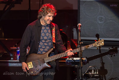 Pete Trewavas, bass, Marillion, Montreal, 2015, Saturday