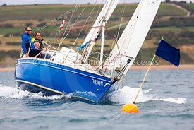 Orion, 48, Achilles 9m, Weymouth Regatta 2018, 20180908558.