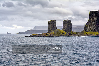 Kerguelen Arche in the north of Kerguelen