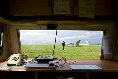 Northumberland Gliding Club, Prdhoe