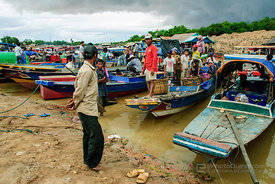 Fishing Village Activity