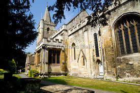 holy trinity church bradford on avon wiltshire england