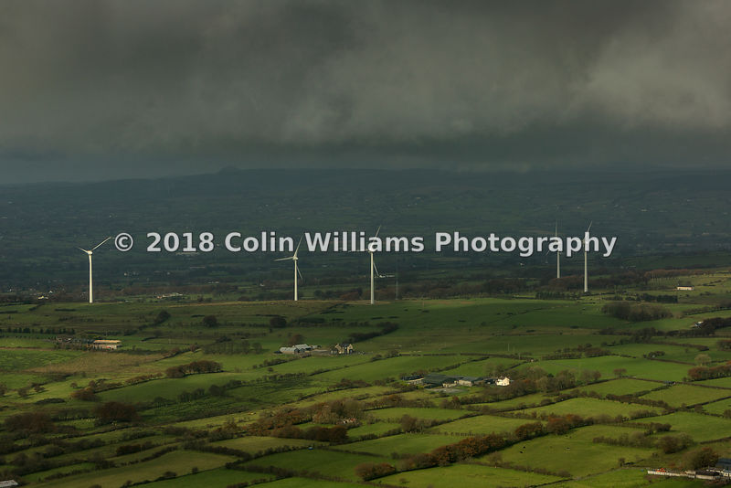 Windfarm Londonderry / Stroke City
