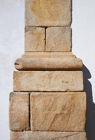 Column of Sandstone