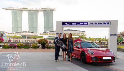 Race To Singapore Car Handover photos