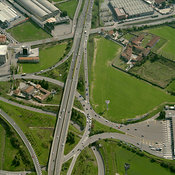 Road Junction, Bergamo