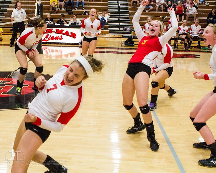 Linn-Mar Volleyball Invitational Tournament, September 8, 2012 photos
