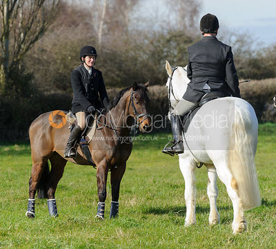 The Cottesmore Hunt at Toft 3/3 photos