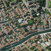 Gaggiano aerial photos