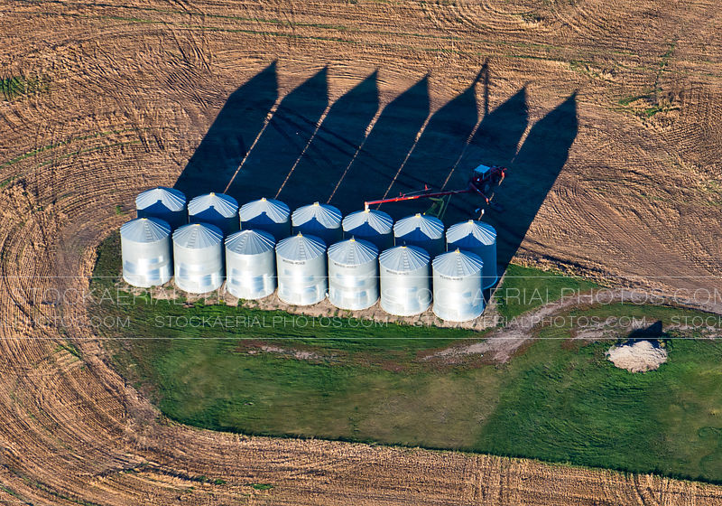 Grain Dryer Bins