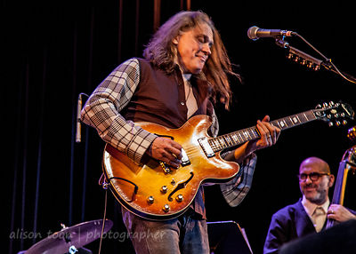 Robben Ford and band