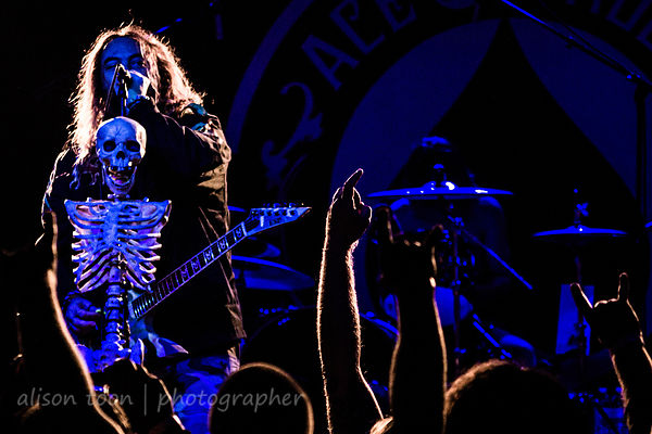 Soulfly 2014 photos