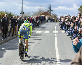 The Cyclist Rafal Majka - Paris-Nice 2016
