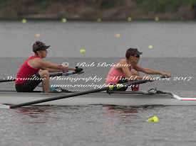 Taken during the World Masters Games - Rowing, Lake Karapiro, Cambridge, New Zealand; ©  Rob Bristow; Frame 3487 - Taken on: Sunday - 23/04/2017-  at 16:51.57