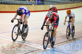 Junior Men 5-8 Final. Track O-Cup #2, Milton, On, March 28, 2015