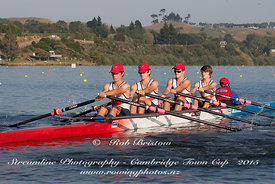 Taken during the Cambridge Town Cup 2015, Lake Karapiro, Cambridge, New Zealand; ©  Rob Bristow; Frame 0 - Taken on: Sunday - 25/01/2015-  at 08:10.49
