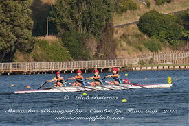 Taken during the Cambridge Town Cup 2015, Lake Karapiro, Cambridge, New Zealand; ©  Rob Bristow; Frame 0 - Taken on: Sunday - 25/01/2015-  at 08:37.02
