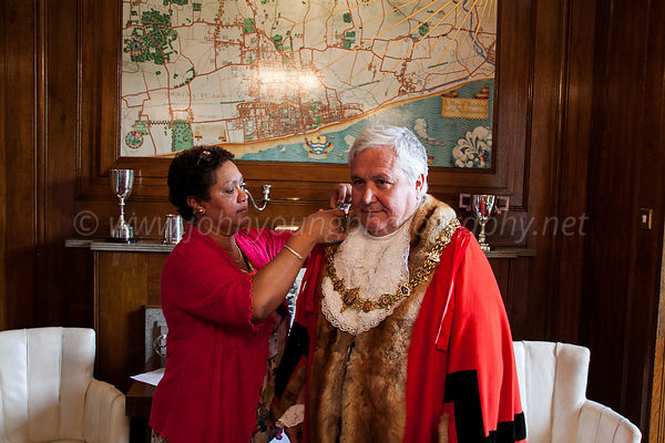 Worthing Mayor 2015/16 photos