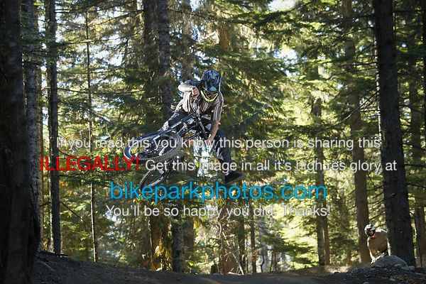 Tuesday Sept 26th ALine Double bike park photos