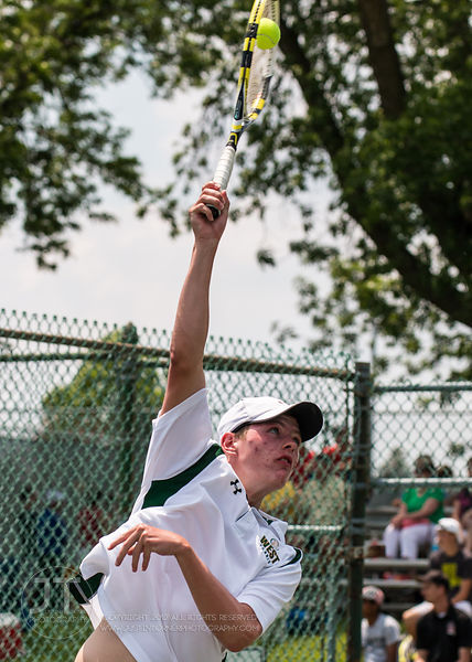 Boys 2A State Tennis Finals