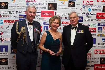 Soldiering on Awards 2013 photos
