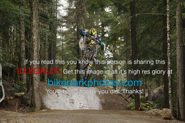 Wednesday August 29th Aline Double bike park photos
