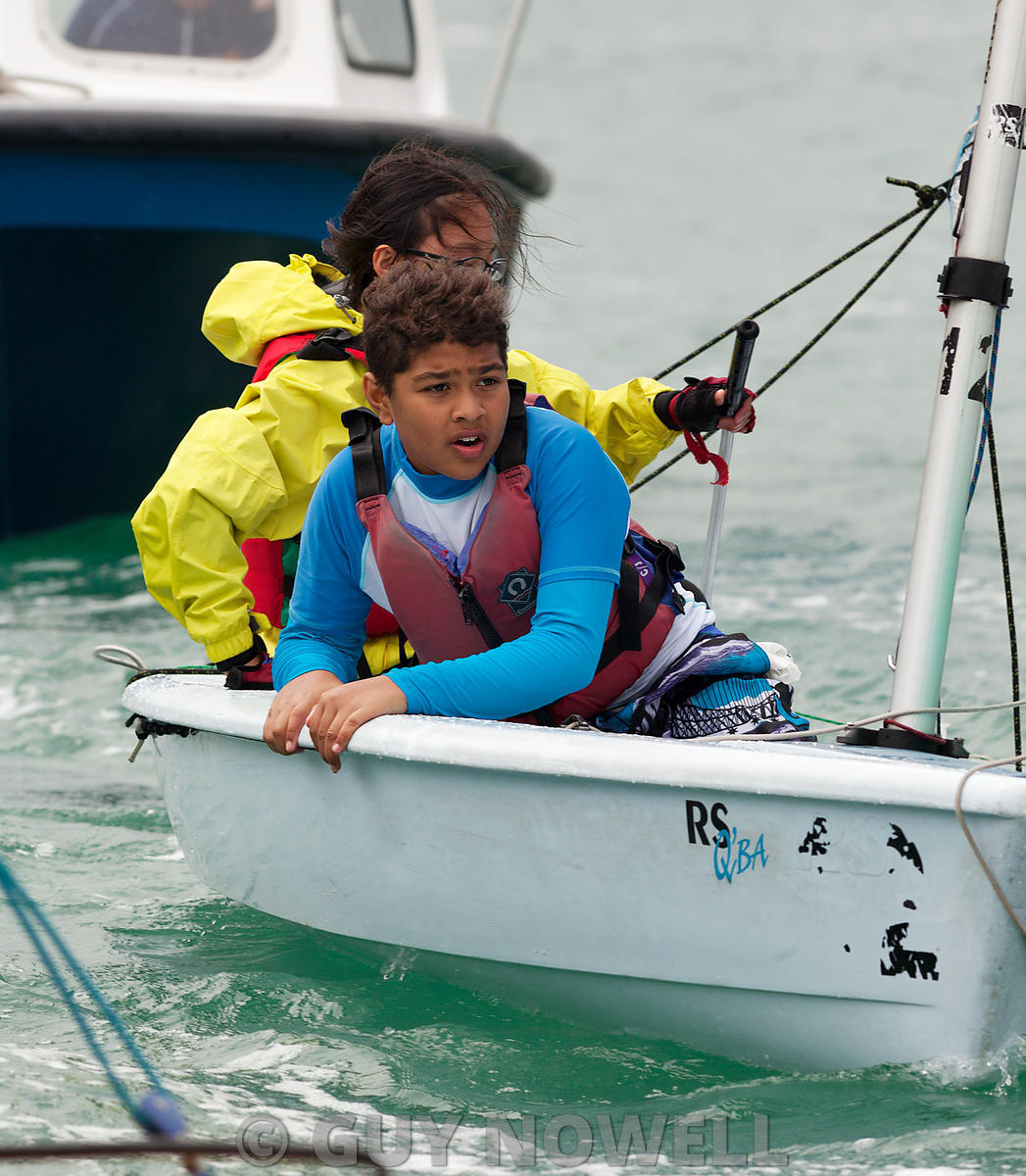 HK Interschools' Sailing Festival 2014