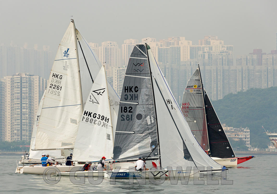 RHKYC Autumn Regatta 2017.