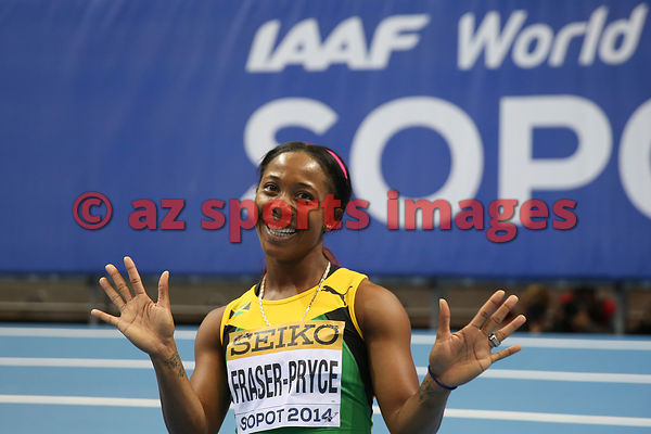 Shelly Ann FRASER-PRYCE
