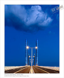 Pont Jacques-Chaban-Delmas-Bordeaux-33-France
