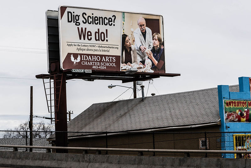 School Billboard, Science 2