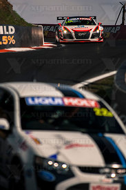 14 Conroy/Huff/.Winslow Peter Conroy Motorsport Audi R8 LMS GT  / 22 Cramp/Stenta/Goss Cootes Transport Ford FPV GT