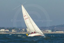 Matchmaker, GBR4260, Contention 33, Poole Winter Series 2018, 20181118020