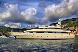 Superyacht Sea Dream