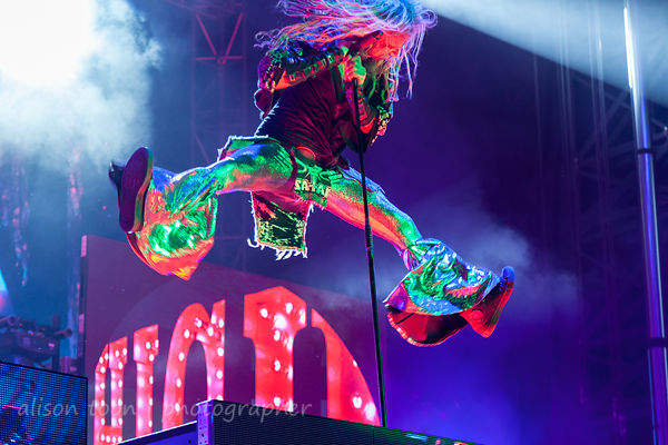 Rob Zombie at Louder Than Life 2017 photos