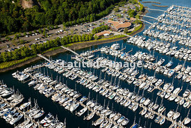 Elliott Bay Marina And Palisades Restaurant, Seattle