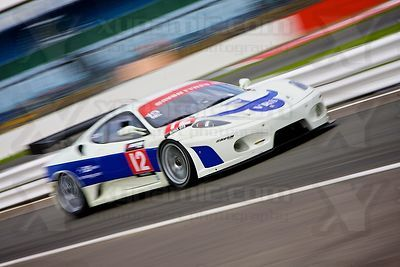 2009 British GT - SIlverstone photos