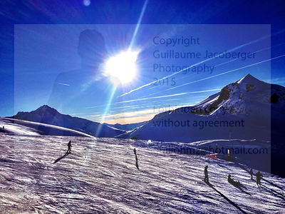French Mountains Art Photographs