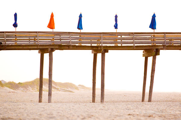 HATTERAS ISLAND BEACH OUTER BANKS NC